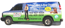 Oakville Carpet Cleaning